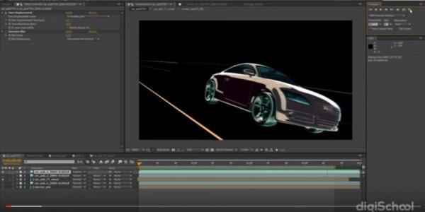Création d'un visuel en Motion, tutoriels en vidéo