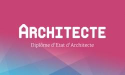 Diplôme d'Etat d'Architecte - grade de master