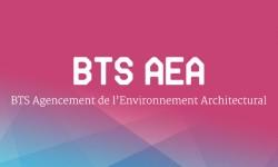 BTS AEA - Agencement de l'Environnement Architectural