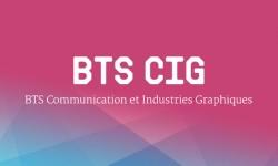 BTS CIG - Communication et Industries Graphiques