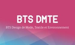 BTS DMTE - Design de Mode, Textile, Environnement