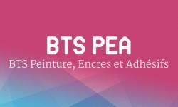 BTS PEA - Peinture, Encres et Adhésifs