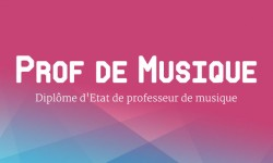 Diplôme d'Etat de professeur de musique